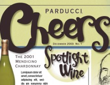 Parducci Wines – Newsletter