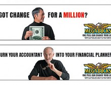 Megabucks – Billboard Campaign