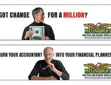 Megabucks – Billboard Campaign