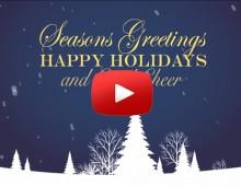 HR Options – Animated Christmas Card