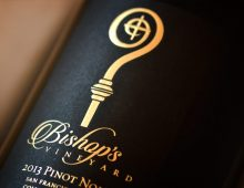 Bishop Vineyards – Wine Labels