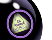 CA Clarity Eight Ball – Web Ad